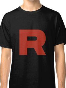team rocket Classic T-Shirt