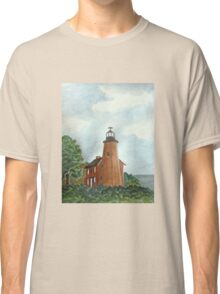 Charlotte Genesee Lighthouse Classic T-Shirt