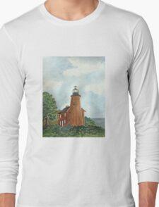 Charlotte Genesee Lighthouse Long Sleeve T-Shirt