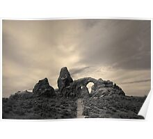 Arches NP X Toned Poster
