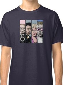 Preacher - Characters Classic T-Shirt