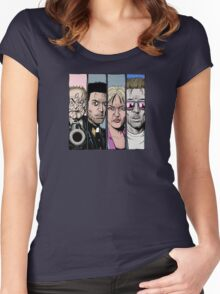 Preacher - Characters Women's Fitted Scoop T-Shirt