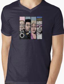 Preacher - Characters Mens V-Neck T-Shirt