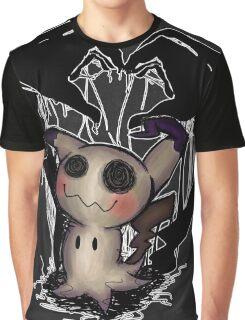 [POKEMON] Mimikyu . : ver. 1 : . Graphic T-Shirt