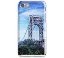 George Washington Bridge iPhone Case/Skin