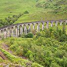 Glenfinnian Viaduct by tinnieopener