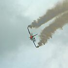 F16 Belgian Air Force Demo Team by Andy Thomson Photography