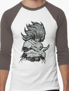 Nameless King Men's Baseball ¾ T-Shirt