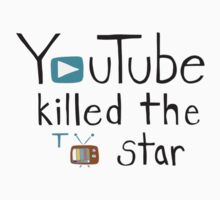 YouTube Killed the TV Star - Baseball by mlleruta