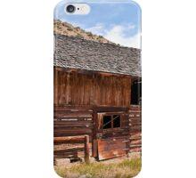 The Perma Remount Barn iPhone Case/Skin