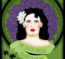 The Black Dahlia by Lisa Vollrath