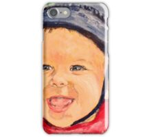 Mama's Baby Boy iPhone Case/Skin