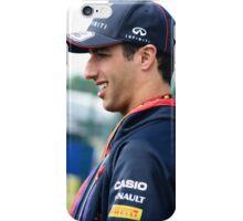 Daniel Ricciardo 2014 iPhone Case/Skin