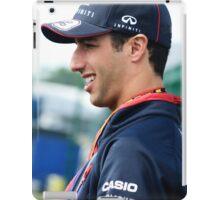 Daniel Ricciardo 2014 iPad Case/Skin