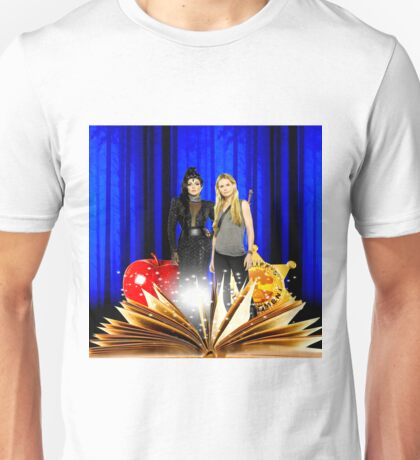Swan Queen (Once upon a time) Unisex T-Shirt