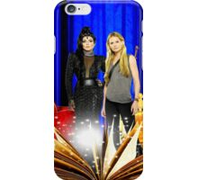 Swan Queen (Once upon a time) iPhone Case/Skin
