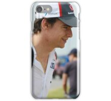 Esteban Gutierrez 2014 iPhone Case/Skin