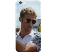 Jenson Button 2014 iPhone Case/Skin