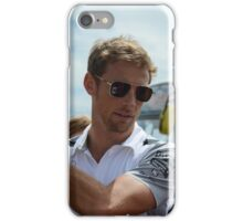 Jenson Button 2014 iPhone Case/Skin