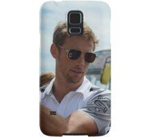 Jenson Button 2014 Samsung Galaxy Case/Skin