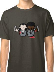 Jules and Vincent- Pulp Fiction Classic T-Shirt