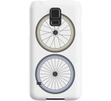 Fixie Two wheels Samsung Galaxy Case/Skin