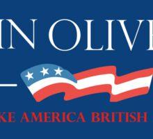 John Oliver 2016 Sticker