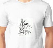 Ape Plays Bass Unisex T-Shirt