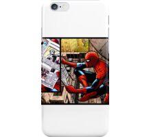 BD Spiderman iPhone Case/Skin