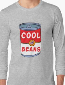 Can of Cool Beans Long Sleeve T-Shirt