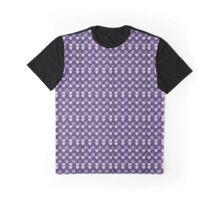 Hearts & Pinwheels: Lilac Graphic T-Shirt
