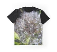 Dandelion Wishes Graphic T-Shirt
