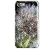 Dandelion Wishes iPhone Case/Skin