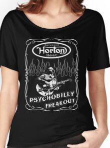 The Reverend Horton Heat (Psychobilly Freakout) Women's Relaxed Fit T-Shirt