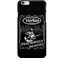 The Reverend Horton Heat (Psychobilly Freakout) iPhone Case/Skin