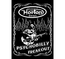 The Reverend Horton Heat (Psychobilly Freakout) Photographic Print