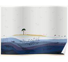 Oceanic Poster