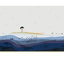 Oceanic Photographic Print