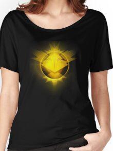 Instinct team yellow pokemongo pokemon Women's Relaxed Fit T-Shirt