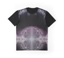 Indigo Crystal Ball Graphic T-Shirt