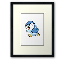 Piplup Pokemon Framed Print