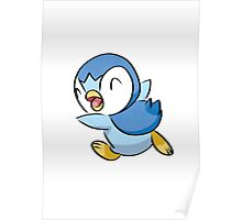 Piplup Pokemon Poster