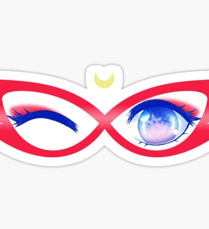 Sailor V Eyes Sticker