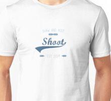 Shoot Blue Unisex T-Shirt