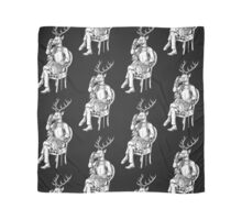 Deer and Fawn Scarf