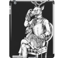 Deer and Fawn iPad Case/Skin