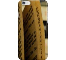 Good Books iPhone Case/Skin