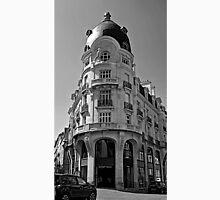 B&W - Building in Vannes France 2015 Unisex T-Shirt
