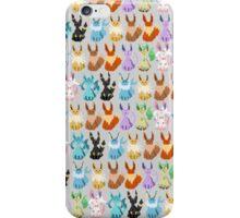Pixel Eevees iPhone Case/Skin