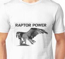 Raptor Power Unisex T-Shirt